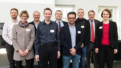 Group picture at NEURON & EBRA Workshop January 2019, Bonn
