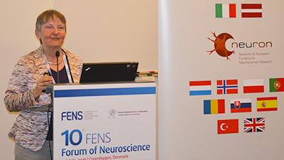 link to  FENS-FORUM for Neuroscience, Copenhagen