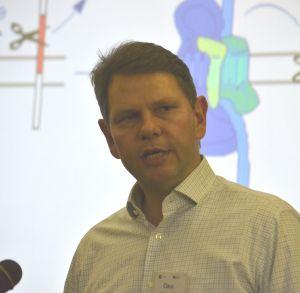Professor Claus Pietrzik