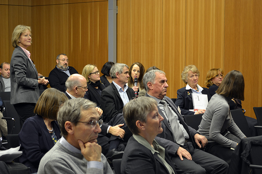 audience at Brain Research Symposium Berlin 2016