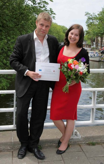 Dr. Heidi Nousiainen was invited to the Conference as the special ERA-NET NEURON Young Investigator lecturer