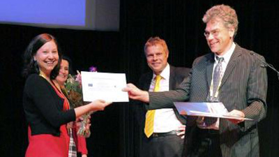 Link to 'The ERA-NET NEURON EPNA 2009 Award and special lecture at the 7th FENS Forum of European Neuroscience in Amsterdam, Netherlands | July 2010'
