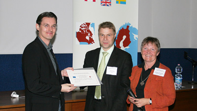 Link to 'The EPNA 2010 Award ceremony at European Neurodegenerative Diseases-2011 meeting on 'Biology to Drugs & Therapeutics' in Rome, Italy | 2011'