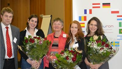 Link to 'The EPNA 2012 Award ceremony at the ERA-NET NEURON MidTerm Symposium JTC2009 in Bokek, Israel | 2013'