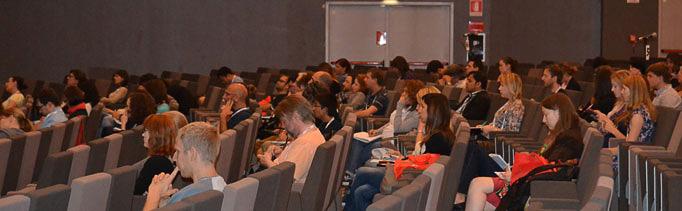 Audience at the EPNA 2013 Award