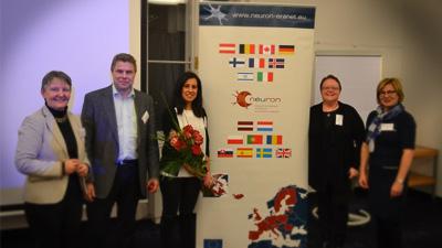 Link to 'The EPNA 2014 Award ceremony at the ERA-NET NEURON MidTerm Symposium JTC2011 in Vienna, Austria | 2015'