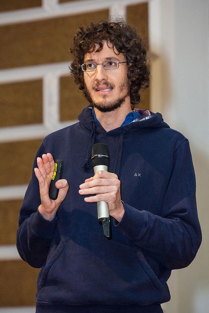 Dr. Gabriele Deidda