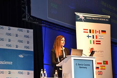 EPNA Awardee 2017 Cristina García Cáceres