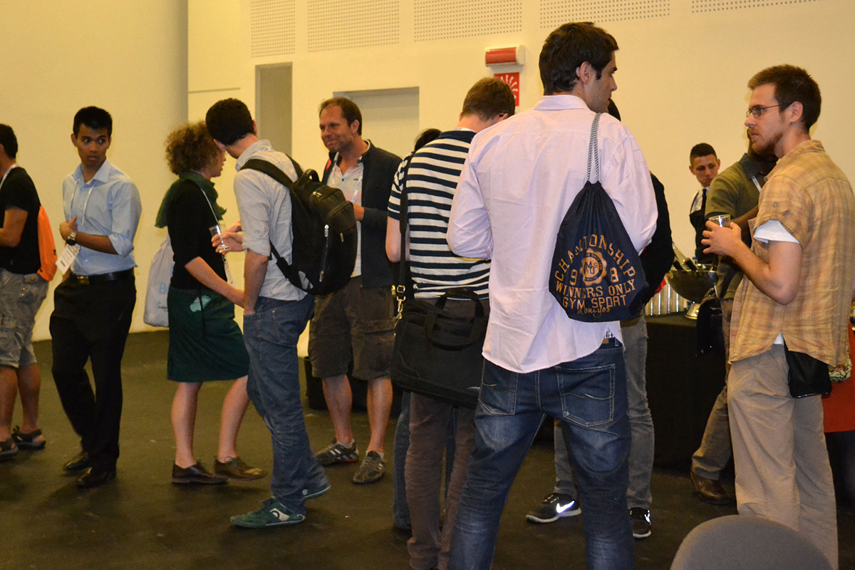 Participants at FENS Forum 2014 Italy