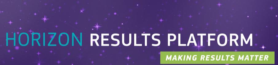 Logo Horizon Results Platform
