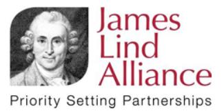 Logo James Lind Alliance
