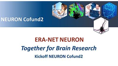 link to article ERA-NET NEURON Symposium: Together for brain research