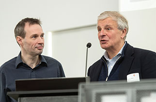 Prof. Dr. Ari Ercole and Prof. Dr. Andrew Maas