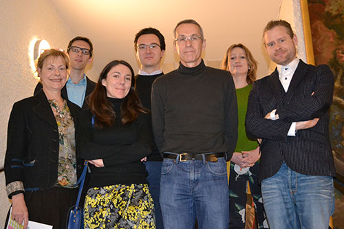 Group photo at the Workshop on 'Quality assurance, and reproducibility of results', Oslo, January 2017